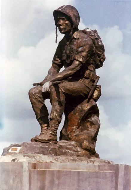 Image result for bức tượng thương tiếc